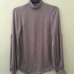 Soft Purple H&M Blouse